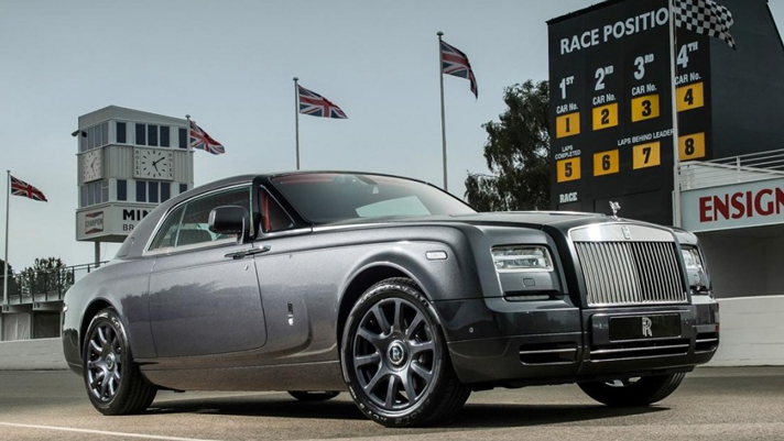 Meet the carbon fibre Rolls-Royce Phantom