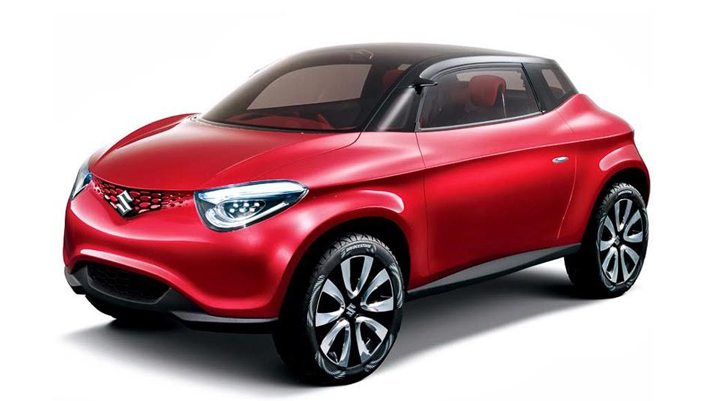 Suzuki goes concept crazy