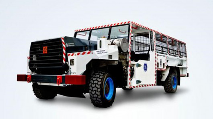 This is an Australian mine truck and it is awesome