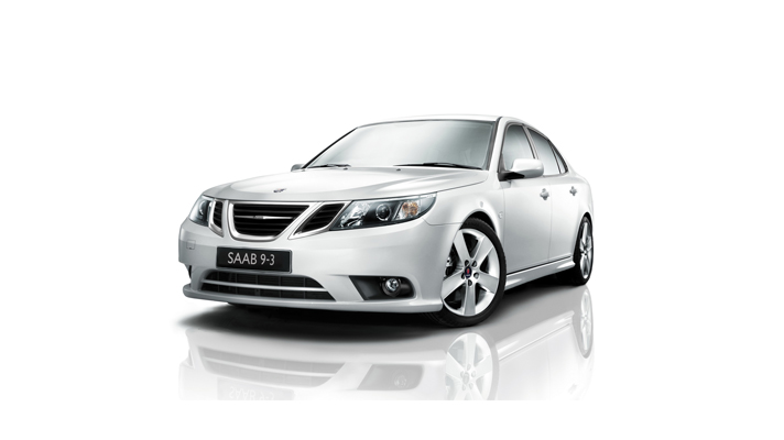 Saab is officially back!