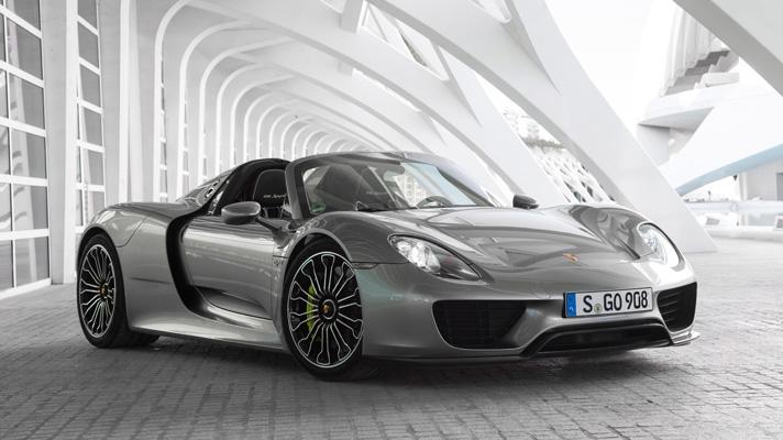 Porsche boss: 918 will be hybrid only