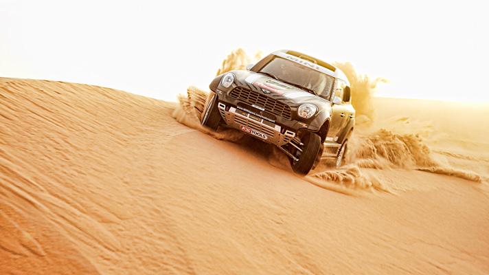 First drive: Mini All4 Dakar