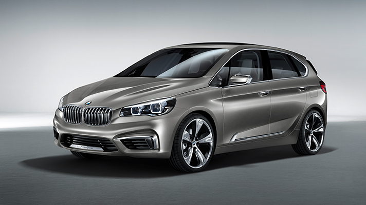 How the 2-series Active Tourer got its name