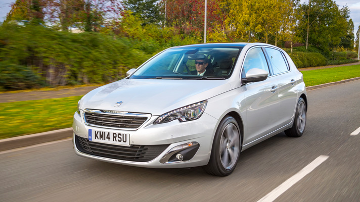 Peugeot 308 is European Car of the Year