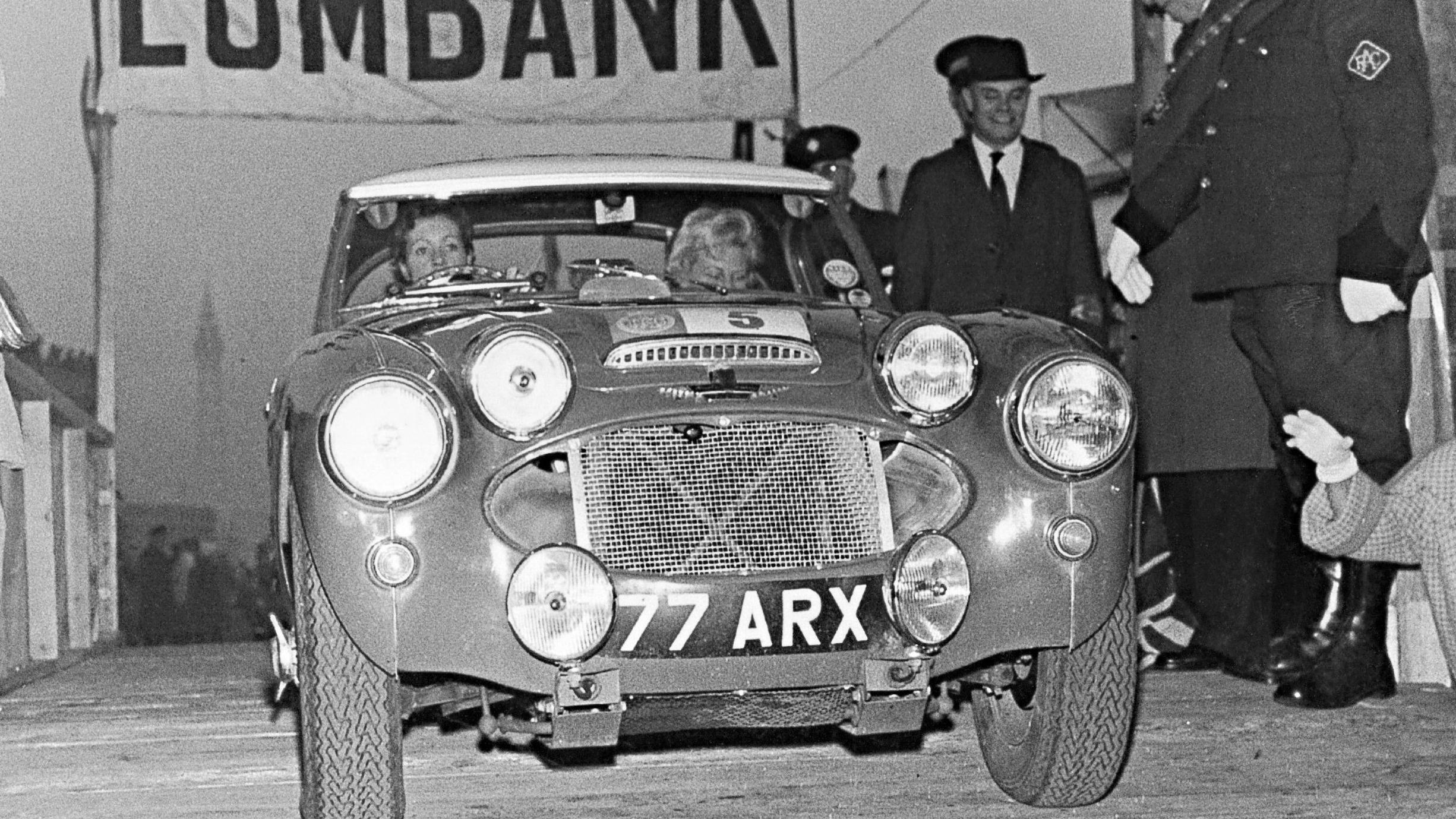 Great women in motorsport: your nominations | Top Gear