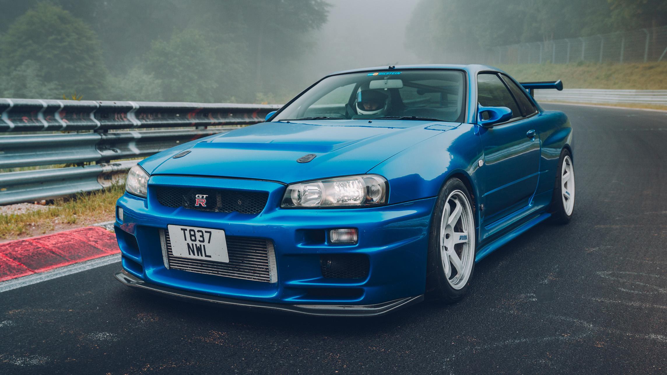 Nissan GT-R at 50: what's it like to own a GT-R? | Top Gear