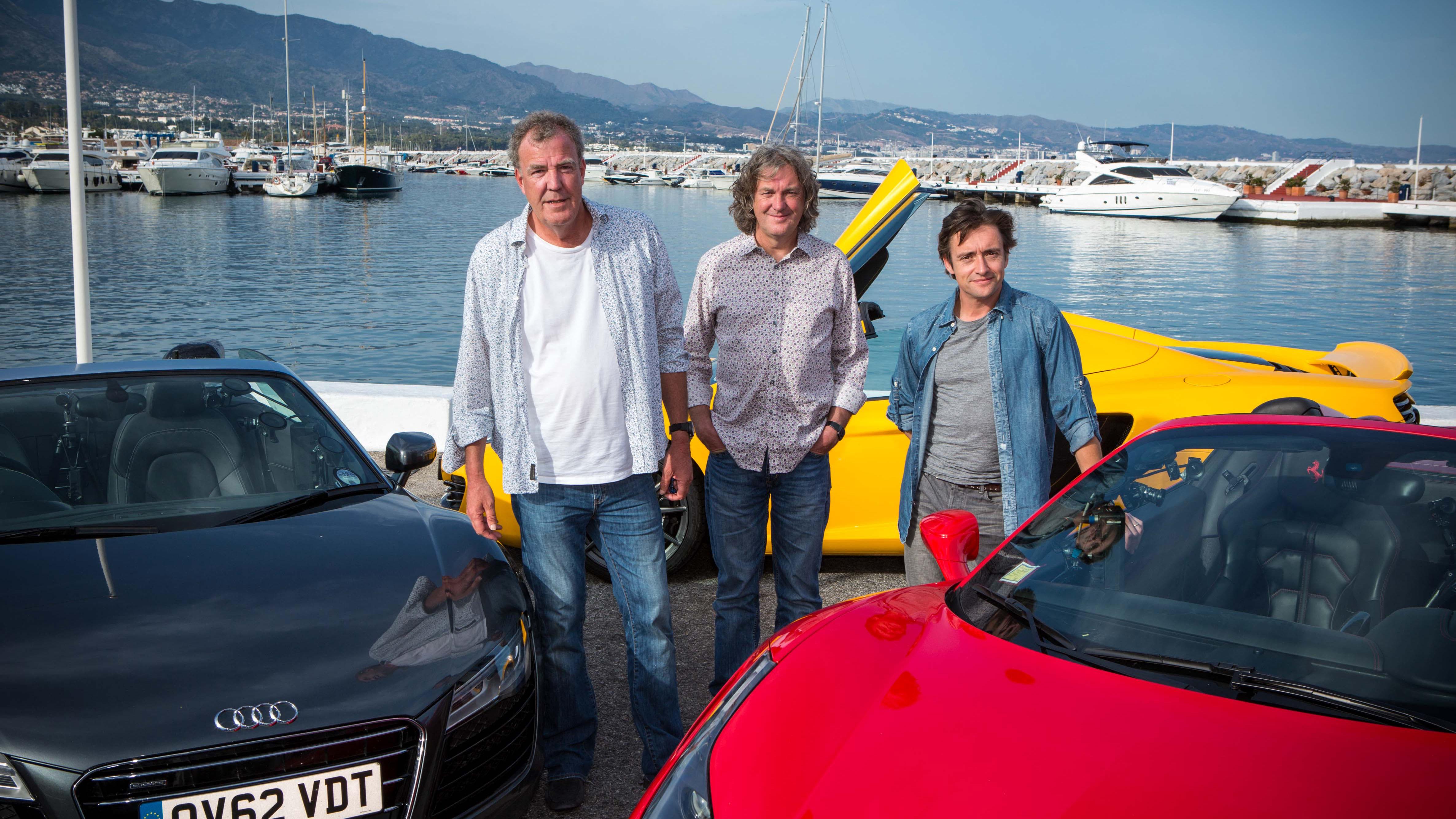 Series 20 Episode 3 Top Gear