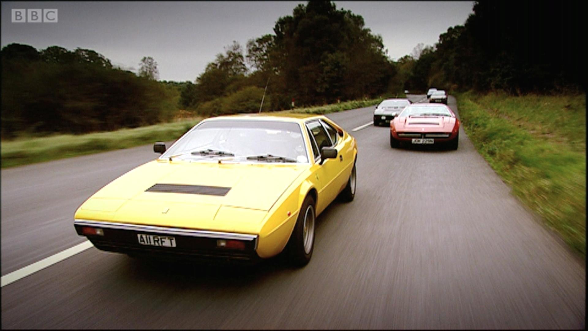 Series 7 Episode 4 Top Gear