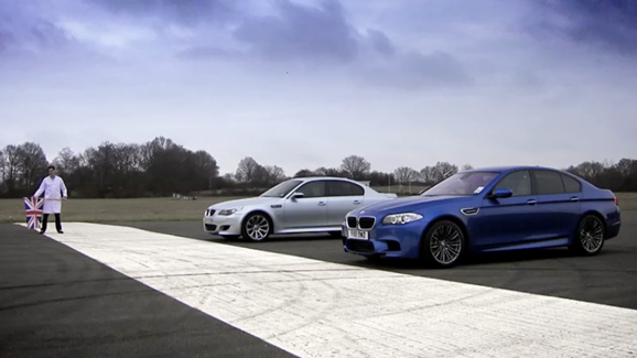 Hammond Drives The Bmw M5 Series 18 Episode 7 Top Gear
