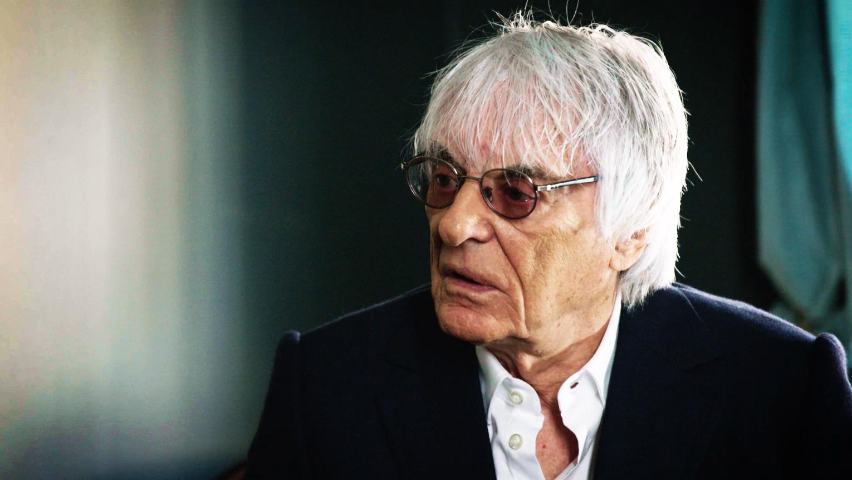 Bernie Ecclestone, Eddie Jordan interview