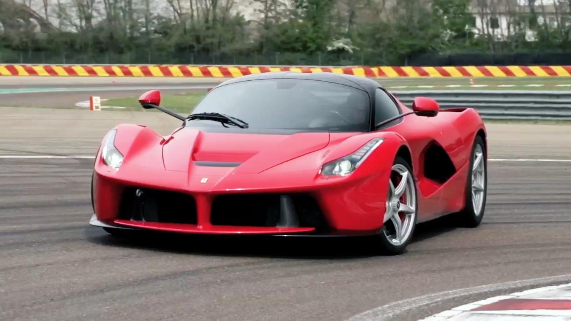 Chris Harris Drives: the astonishing LaFerrari | Top Gear