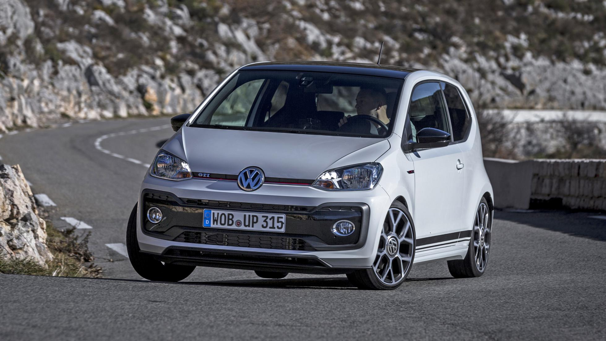 video volkswagen up gti at the col de braus top gear. Black Bedroom Furniture Sets. Home Design Ideas